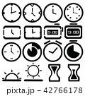 時間 時計 アラーム 目覚まし タイマー 42766178