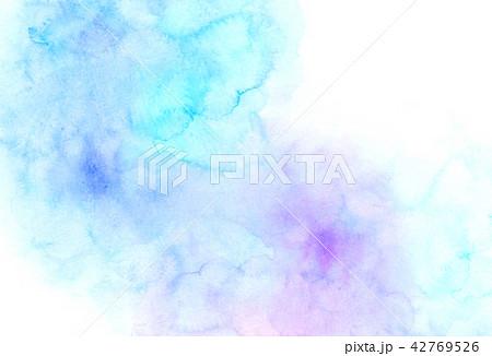 背景素材 水彩テクスチャー 42769526