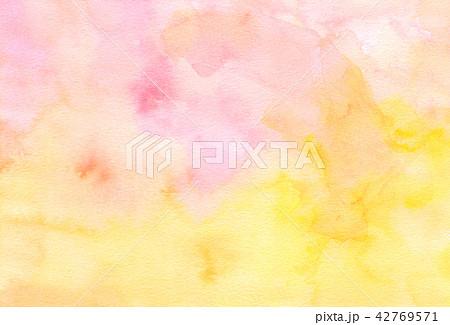 背景素材 水彩テクスチャー 42769571