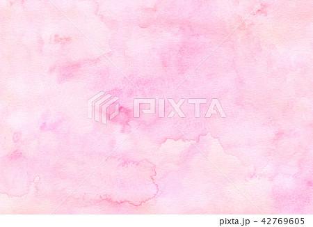 背景素材 水彩テクスチャー 42769605