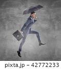 傘 雨傘 カサの写真 42772233