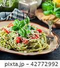 パスタ パスタ料理 ジェノベーゼの写真 42772992