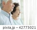 シニア 夫婦 老人の写真 42773021