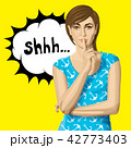 女性 メス 人物のイラスト 42773403
