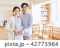 夫婦 家族 妊婦 42773964