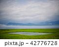 田沢湖と辰子像(舟越保武作) 42776728