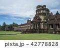 カンボジア アンコールワット 風景の写真 42778828