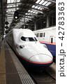 新潟駅に停車中の上越新幹線Maxとき号 42783363