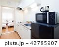 キッチン 台所 シンクの写真 42785907