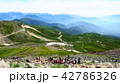 夏山登山絶景 42786326