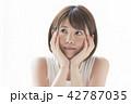 美容 保湿 女性の写真 42787035