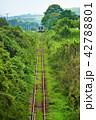 久留里線 風景 列車の写真 42788801