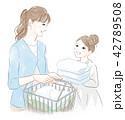 洗濯のイメージ 42789508