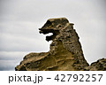 奇岩 岩 ゴジラ岩の写真 42792257