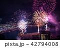 (静岡県)熱海100万ドルの夜景と海上花火 42794008