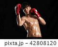 キックボクシング 42808120