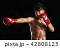 キックボクシング 42808123