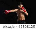 キックボクシング 42808125