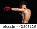 キックボクシング 42808126