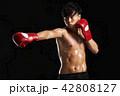 キックボクシング 42808127