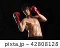 キックボクシング 42808128