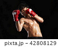 キックボクシング 42808129