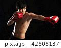 キックボクシング 42808137
