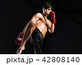 キックボクシング 42808140
