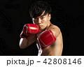 キックボクシング 42808146