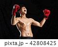 キックボクシング 42808425