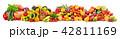 くだもの フルーツ 実の写真 42811169