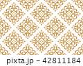 パターン 柄 模様のイラスト 42811184