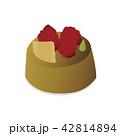 チョコレートケーキ 42814894