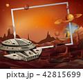 スペース 空間 宇宙のイラスト 42815699