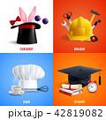 仕事 職業 職種のイラスト 42819082