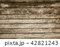 Old wood plank texture background, high resolution 42821243