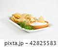 食 料理 食べ物の写真 42825583