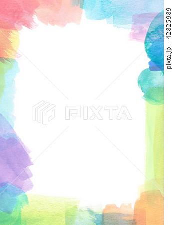 背景素材 水彩テクスチャー 42825989