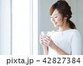 女性 水 デトックスの写真 42827384