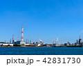 北九州工業地帯【福岡県北九州市】 42831730