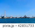 北九州工業地帯【福岡県北九州市】 42831733