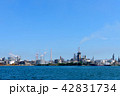 北九州工業地帯【福岡県北九州市】 42831734