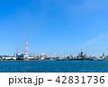 北九州工業地帯【福岡県北九州市】 42831736