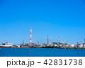 北九州工業地帯【福岡県北九州市】 42831738