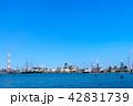 北九州工業地帯【福岡県北九州市】 42831739