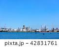 北九州工業地帯【福岡県北九州市】 42831761