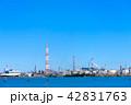 北九州工業地帯【福岡県北九州市】 42831763