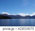 ワカティプ湖 湖 風景の写真 42833675