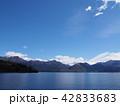 ワカティプ湖 湖 風景の写真 42833683
