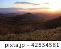 風景 秋 十勝の写真 42834581